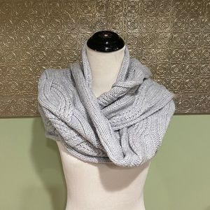 Land's End Chunky Knit Scarf